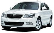 Авточехлы для Skoda Octavia A5 elegance хэтчбек-универсал