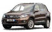 Авточехлы для Volkswagen Tiguan (2007+)