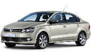 Авточехол для Volkswagen Polo седан (2010+)